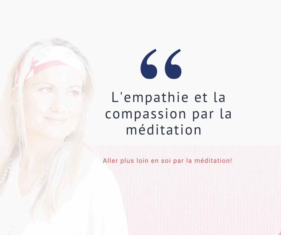 L'empathie et la compassion